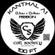 0.4mm x 0.1mm Ribbon Kanthal A1 — 100ft