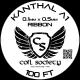 0.5mm x 0.1mm Ribbon Kanthal A1 — 100ft