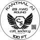29 AWG Kanthal A1 — 100ft