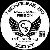 0.4mm x 0.1mm Nichrome 80