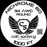 34 AWG Nichrome 80