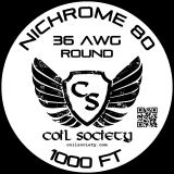 36 AWG Nichrome 80