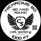 40 AWG Nichrome 80