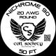 20 AWG Nichrome 90 — 50ft
