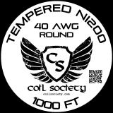40 AWG Tempered ni200